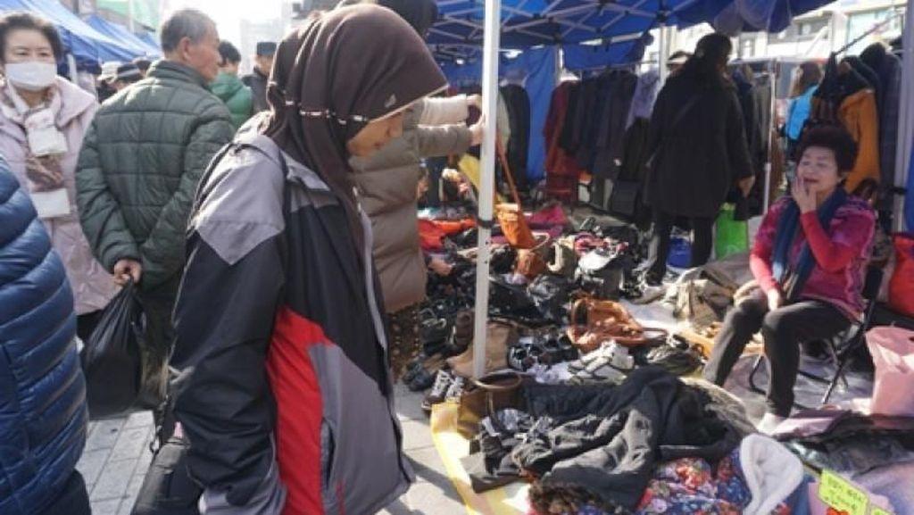 Belanja Barang Bekas di Korea Asyik Juga