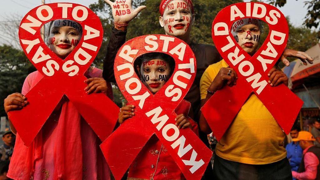 India Kuras Danau Usai Temukan Mayat Pasien HIV