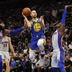 Hasil NBA: Curry Comeback, Warriors Malah Kalah Lagi