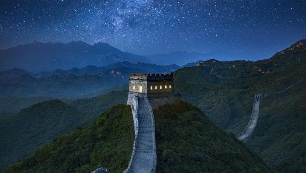 Saat Tembok Besar China Disulap Jadi Kamar Hotel, Begini Penampakannya