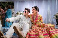 Apa Menu Pilihan Priyanka Chopra dan Nick Jonas di Resepsi Pernikahannya?