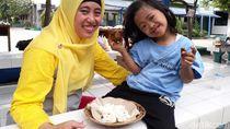 Potret Anak dengan Down Syndrome, Bahagia dengan Keterbatasan