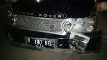 Range Rover vs Motor di Jl Ciranjang Kebayoran Baru, 1 Orang Tewas