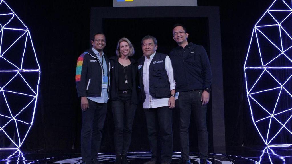 23 Tahun Microsoft di Indonesia