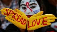 Haru! Reaksi Masyarakat Terhadap Pejuang HIV
