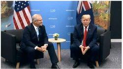 PM Scott Morrison Bertemu Presiden AS Donald Trump