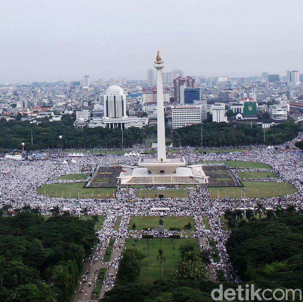 Jika Prabowo Menang, PA 212 Ingin Reuni 212 Jadi Kegiatan Kenegaraan