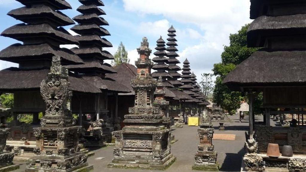 Mitigasi Bencana Lestarikan Cagar Budaya Bali