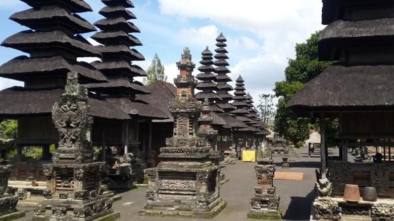 Pura bersejarah di Bali