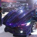 Builder Yogyakarta Sulap Honda Genio Jadi Mobil Sport Masa Depan
