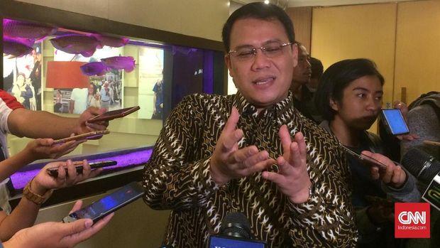 PDIP Tunggu Undangan Resmi Rakernas Gerindra buat Megawati