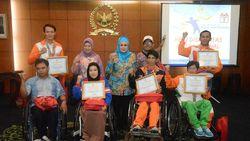 Hari Disabilitas Internasional, MPR Terima Kunjungan Atlet Disabilitas