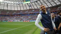 Tak Ada Ronaldo di Tim Impian Ibrahimovic
