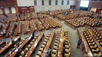 Duh! 409 Bangku Kosong di Rapat Paripurna DPR