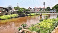 Pemprov DKI Kebut Pembangunan Waduk dan Normalisasi Sungai