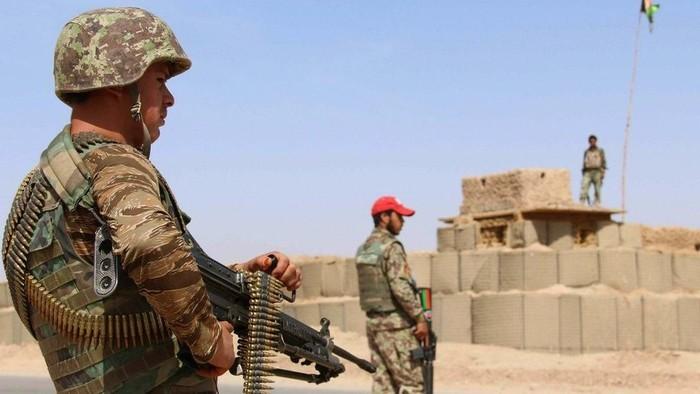 Mullah Manan, pemimpin Taliban di Afghanistan tewas dalam serangan udara AS