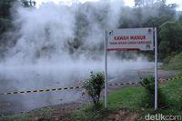 Rekomendasi Liburan Akhir Pekan di Bandung: Kawah Kamojang