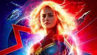 Poster Anyar Captain Marvel Disebut Mirip Kisah Dragon Ball