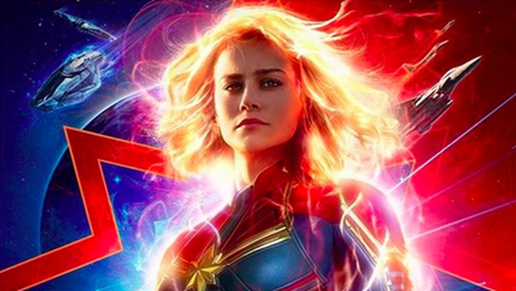 Captain Marvel Bikin Brie Larson Latihan Mati-matian