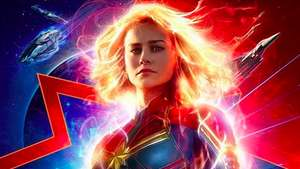 Deretan Meme Lucu Captain Marvel