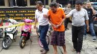 Dor! Garong Motor di Bandung Tersungkur Ditembak