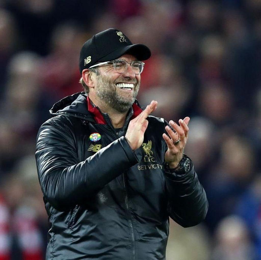 Tenang Liverpool, Klopp Sudah Amat Kenal Tim Jerman