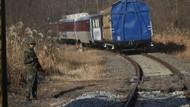Saat Kereta Korsel Masuk ke Kawasan Korut dengan Kawalan Ketat