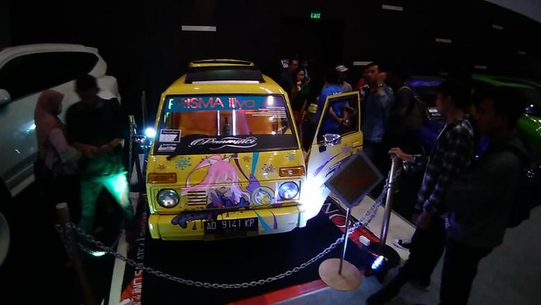 Daihatsu Hijet 1000. Foto: Deny Prastyo Utomo