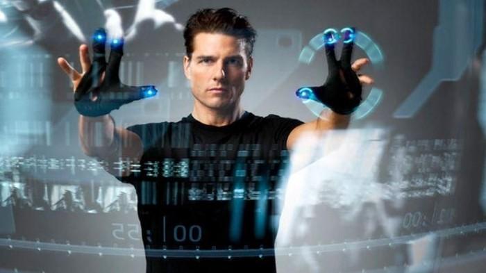 Ilustrasi Tom Cruise di film Minority Report. (Foto: Istimewa)