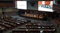 409 Anggota Dewan Tak Hadir di Rapat Paripurna Hari Ini