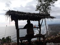 Bersantai di Shoka Bukit Senja (Pradito Rida Pertana/detikTravel)