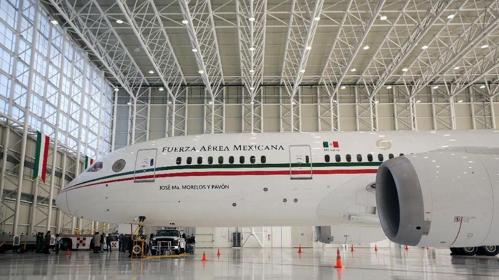 Penuhi Janji Kampanye, Pesawat Kepresidenan Meksiko Segera Dilelang