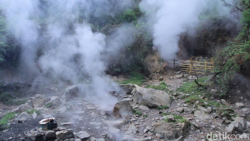Kawah Hujan di Bandung Ini Bisa Sembuhkan Beragam Penyakit