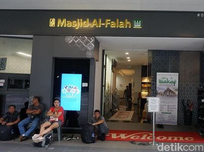 Mau Salat di Orchard Road Singapura, Ini Tempatnya