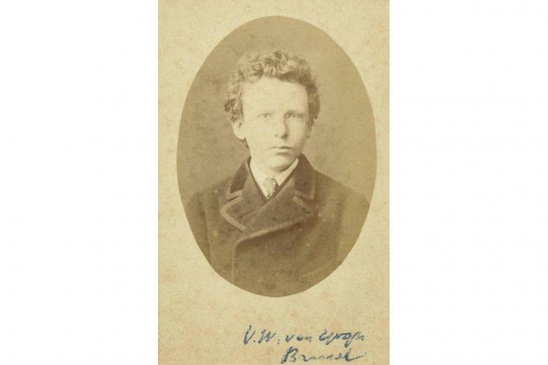 Sebuah Potret Langka Ungkap Saudara Kandung Van Gogh