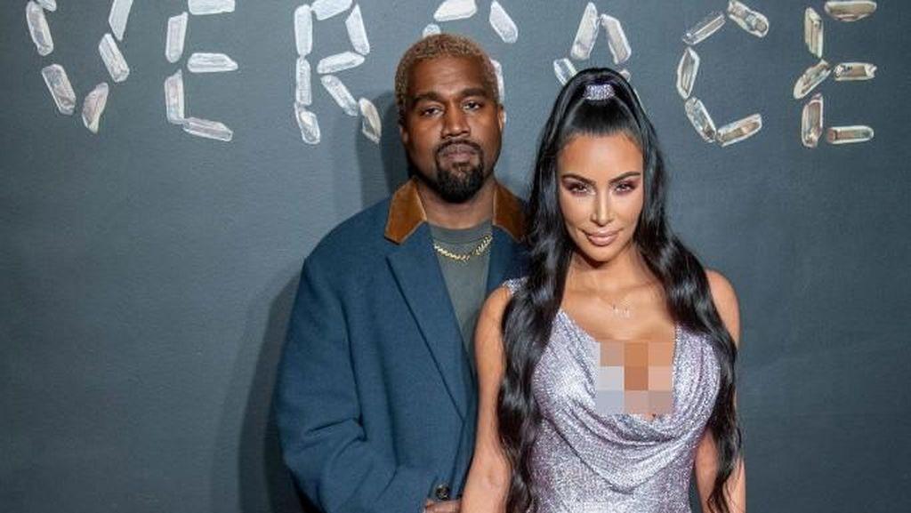 Lagi, Kim Kardashian dan Keluarga Liburan ke Bali