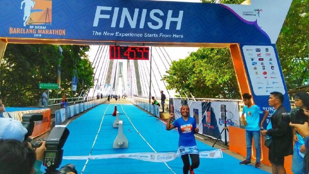Pelari Dunia Respons Positif Balerang Marathon 2018