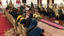 Rebut Blok Rokan Jadi Alasan Pemberian Gelar Melayu Riau ke Jokowi