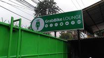 Lelah Berkendara, Driver Bisa Bersantai di GrabBike Lounge
