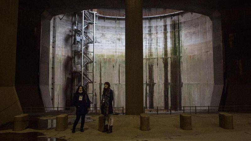 Jepang adalah destinasi bagi para ahli bencana dan manajemen risiko. Ada bangunan bernama katedral banjir yang tersembunyi di bawah tanah sedalam 50 meter (Getty Images)