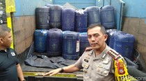 Tim Prabu Bandung Gagalkan Peredaran Tuak Sebanyak 1 Truk