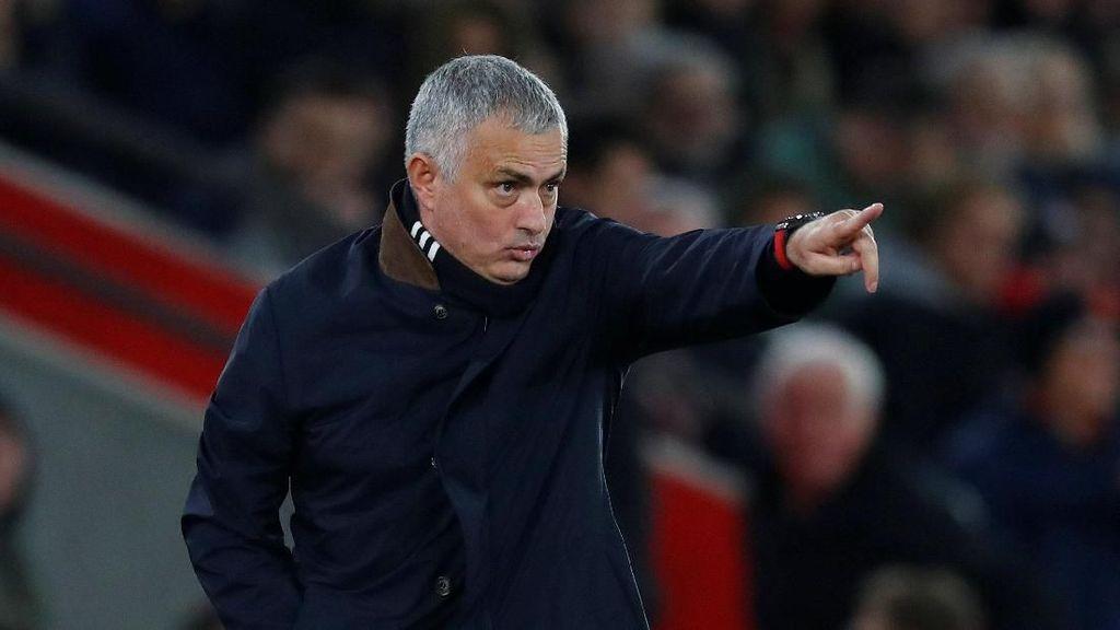 Mourinho: Membentuk Tim Ibarat Membangun Rumah