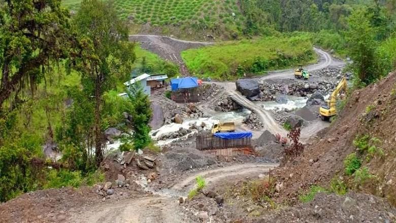 Detik-detik Pembunuhan Sadis Pekerja Proyek Trans Papua