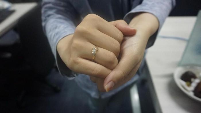 Ilustrasi cincin lamaran. Foto: Widiya Wiyanti/detikHealth