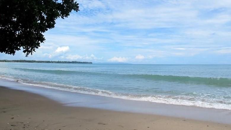 Foto: Ilustrasi pantai di Anyer (Pool)