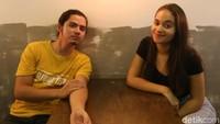 Aliando dan Aurora makin kompak setelah membintangi Asal Kau Bahagia. Sampai makan malam pun mereka bareng-bareng. Foto: Ismail/detikFoto