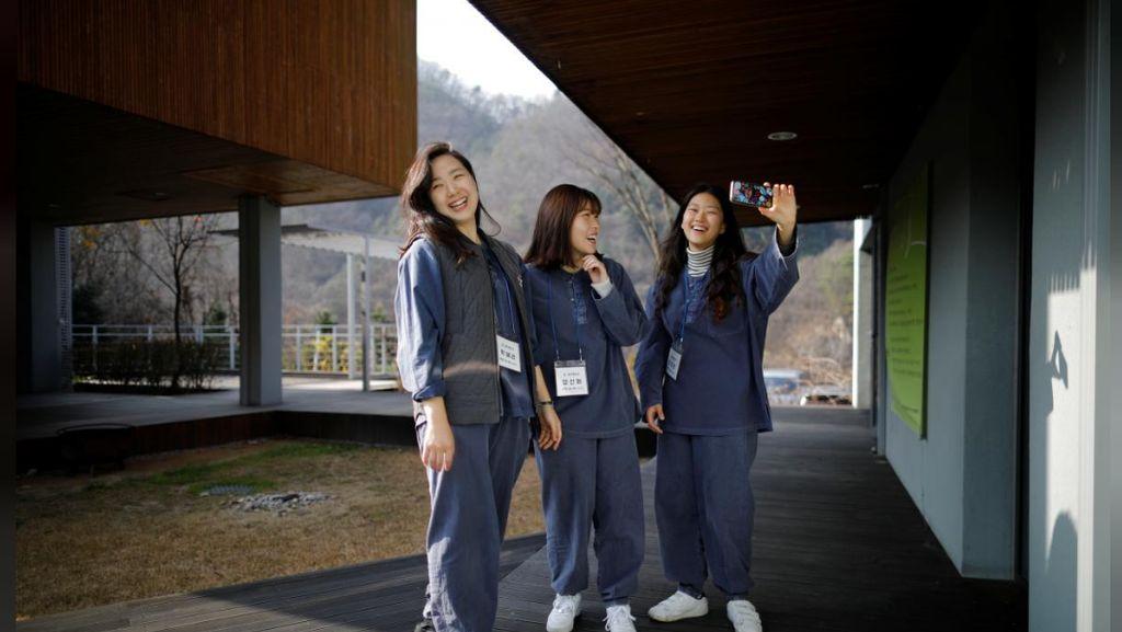 Liburan Unik di Korea, Jadi Tahanan di Hotel Penjara