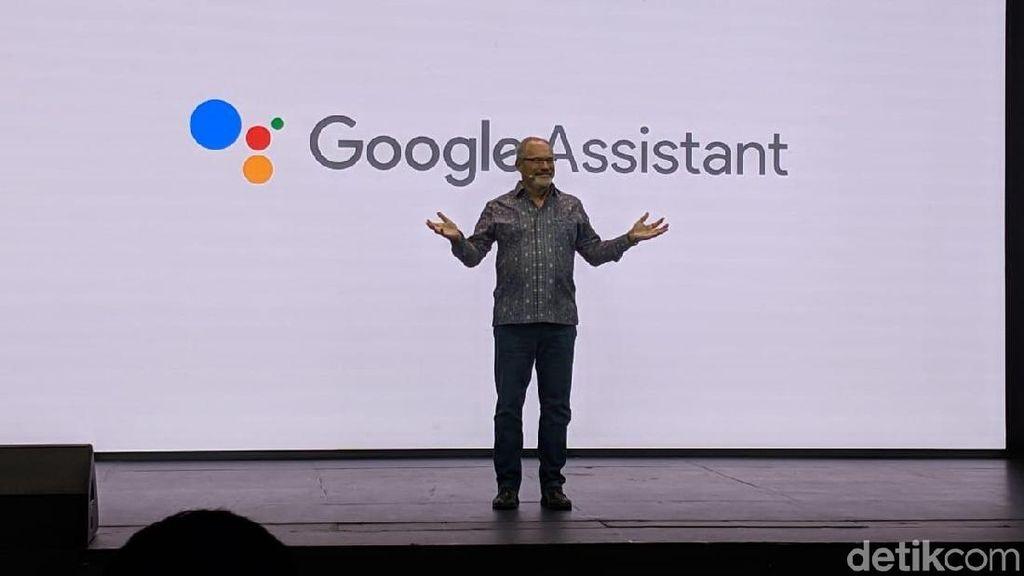 Kini Bisa Pesan Ojek Online Pakai Google Assistant