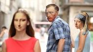 Ketika Lukisan Klasik Dipadukan Budaya Pop Pakai Photoshop