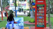 Keren! Bandung punya Taman Perpustakaan Digital